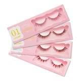 ETUDE HOUSE Princess Eyelashes Volume & Longlash 1&2 STEP